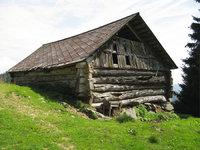 Schutz - Hütte als Schutz vor Unwettern