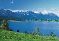 See - Landschaft mit einem See