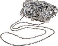 Silber - Tasche in Silber