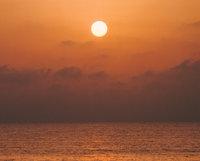 Sonne - Untergehende Sonne