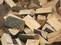 Spaltmaterial - Gespaltenes Holz