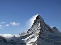 Spitze - Spitze eines Berges