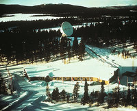 Station - Meteorologische Station