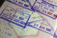 Stempel - Mehrere Stempel in einem Pass