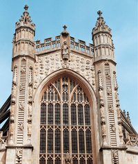 Stil - Kirche im gotischen Stil