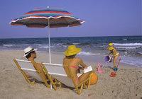 Strand - Familie am Strand