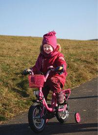 Stützrad - Kinderfahrrad mit Stützrädern