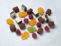 Süßigkeit - Verschiedene Süßigkeiten