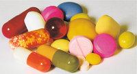 Tablette - Verschiedene Tabletten