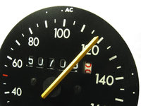 Tachometernadel