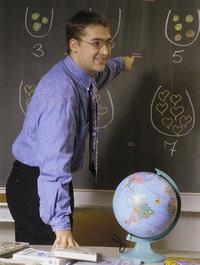 Tätigkeit - Tätigkeit als Lehrer