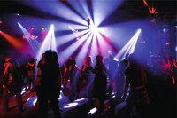 Tanz - Tanz in einer Diskothek