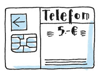 Telefonkarte