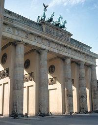 Tor - Brandenburger Tor