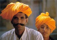 Turban - Männer mit Turbanen