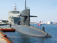 Turm - U-Boot mit Turm