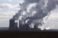 Umweltverschmutzung - Umweltverschmutzung durch Abgase von Fabriken