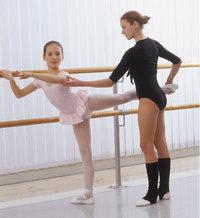 Unterricht - Unterricht im Ballett