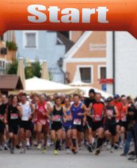 Veranstaltung - Eine sportliche Veranstaltung