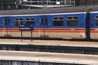 Verkehrsmittel - Zug als öffentliches Verkehrsmittel