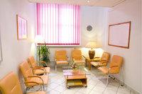 Wartezimmer - Wartezimmer in einer Klinik