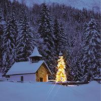 Weihnachten - Weiße Weihnachten