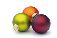 Weihnachtsbaumschmuck - Weihnachtsbaumkugeln