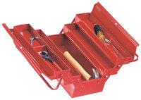 Werkzeug - Verschiedene Werkzeuge in einem Werkzeugkasten