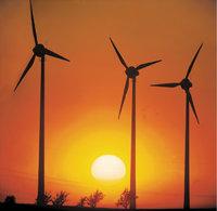 Windenergieanlage - Windräder