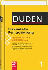 Wörterbuch - Ein Wörterbuch zur Rechtschreibung