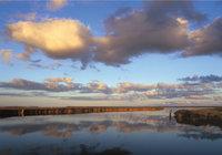 Wolke - Mehrere Wolken am Himmel