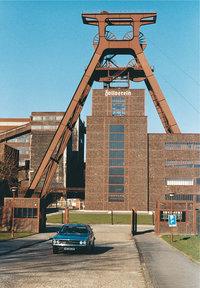 Zeche - Zeche Zollverein, Essen