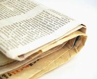 Zeitungspapier