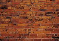 Ziegel - Mauer aus Ziegeln