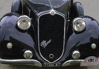 Zustand - Altes Auto in gutem Zustand