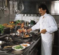 Zutat - Vorbereitung der Zutaten für ein Essen