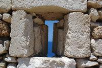Zwischenraum - Zwischen den Steinen befindet sich ein Zwischenraum
