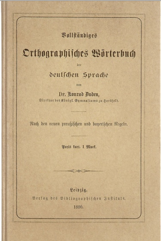 Das Cover des Urdudens
