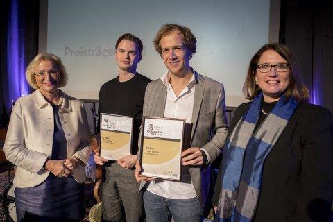 Claas Relotius erhält den Konrad-Duden-Journalistenpreis 2018
