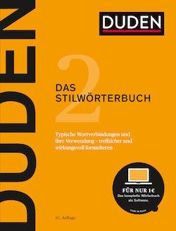 """Grundlegend für gutes Deutsch: das """"Stilwörterbuch"""" von Duden"""