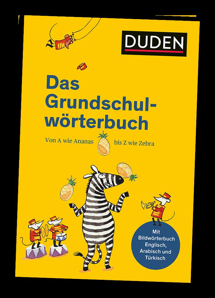Buchcover: Das Grundschulwörterbuch