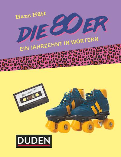 Buchcover, die 80er