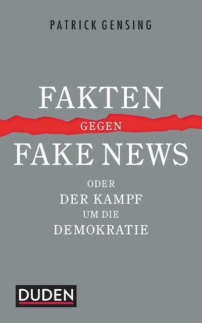 Buchcover, Fakten gegen Fake News