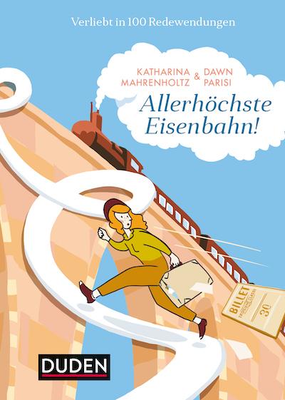 Buchcover, Allerhöchste Eisenbahn, Mahrenholtz/Parisi