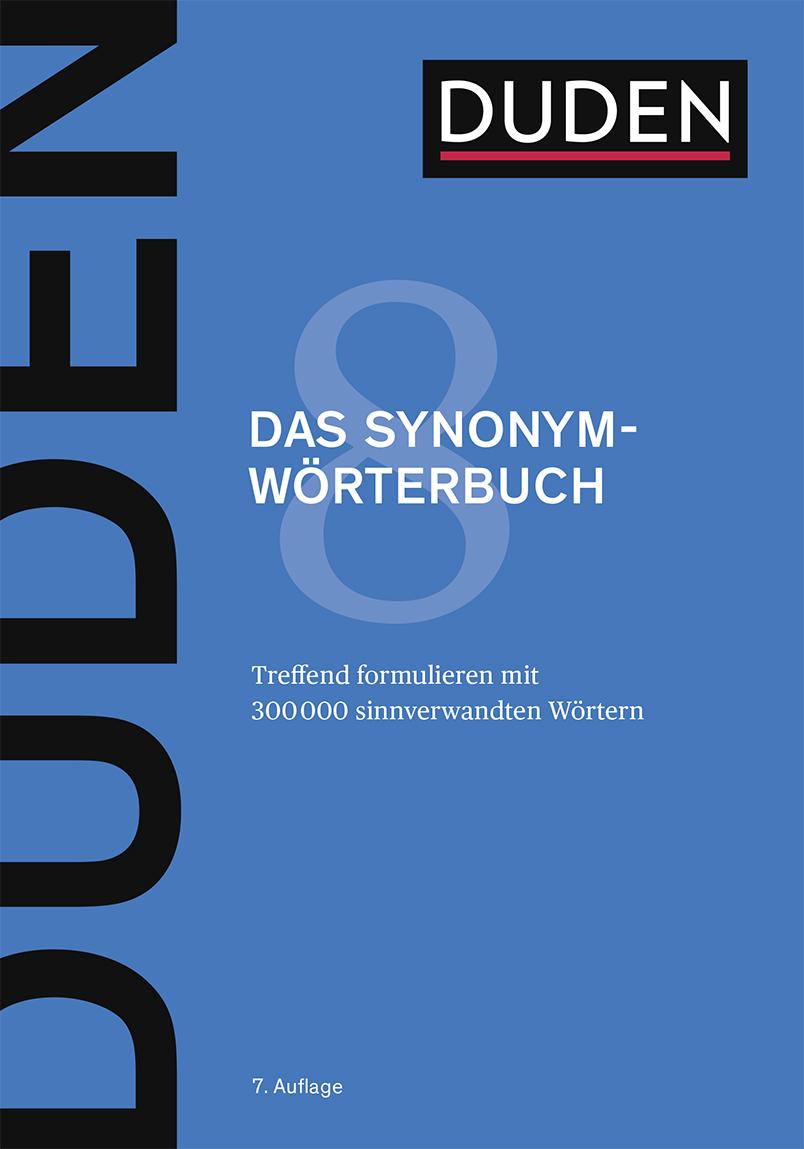 Buchcover: Das Synonymwörterbuch