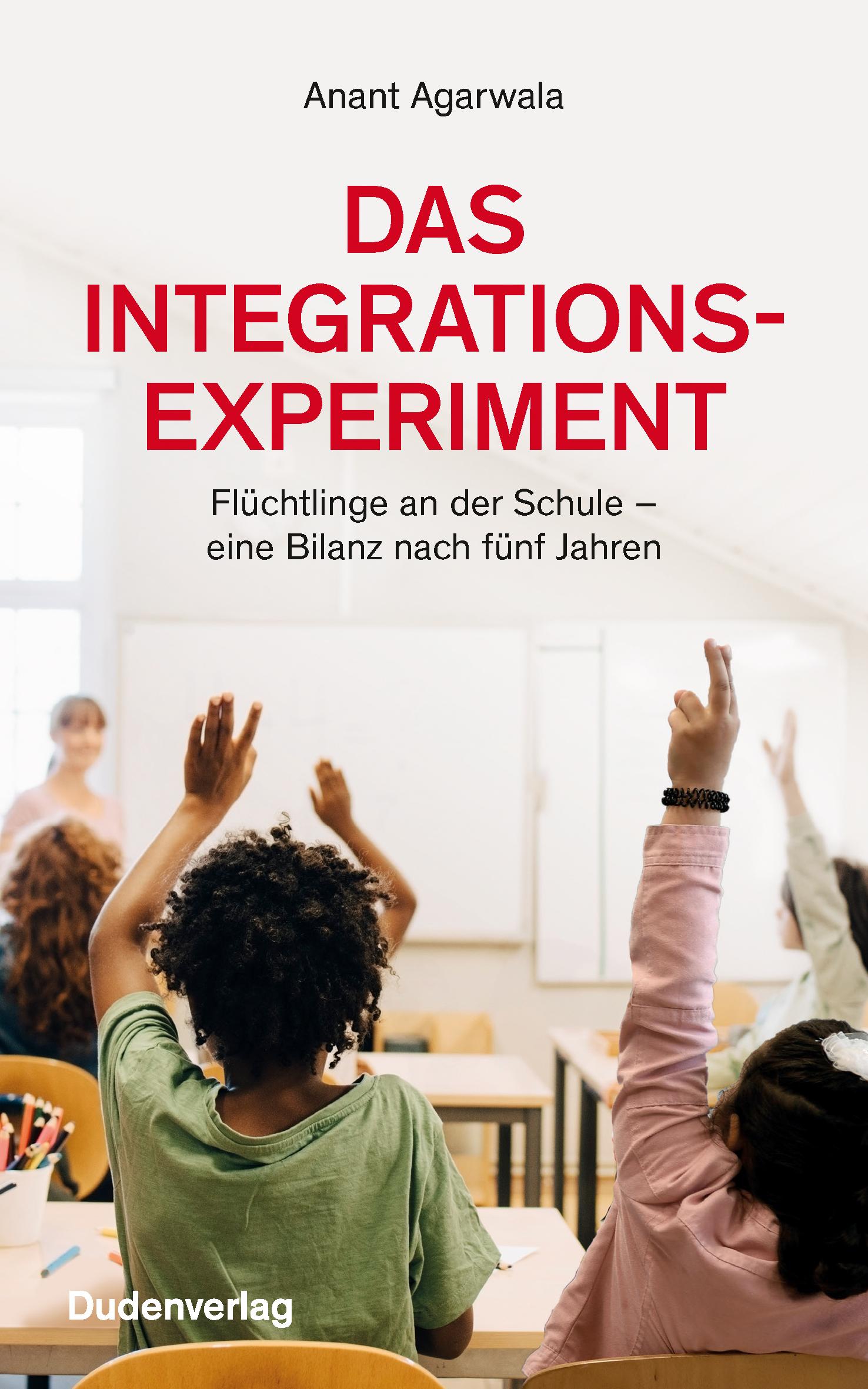Buchcover: Das Integrationsexperiment