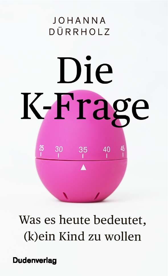 Buchcover: Die K-Frage