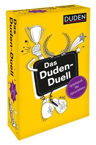 Das Duden-Duell: Spielspaß für Sprachfans