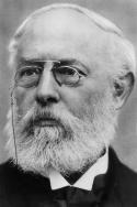 Ein Portrait von Konrad Duden