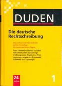 Buchcover Duden von 2006
